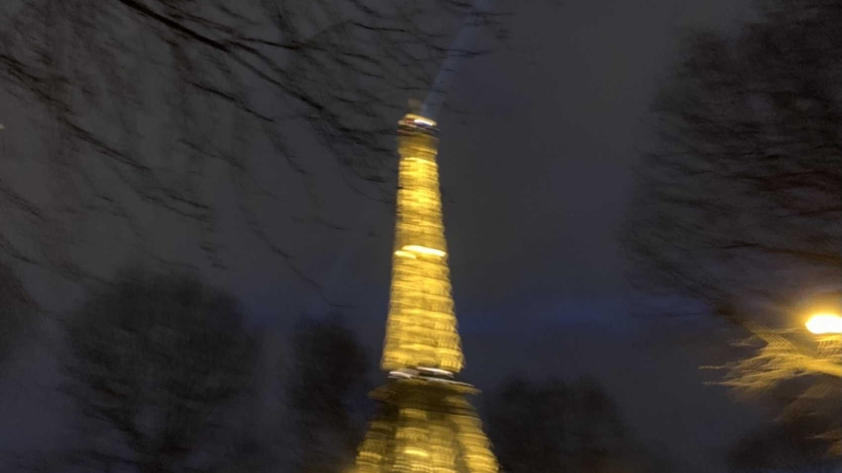 Photography – Eiffel tower
