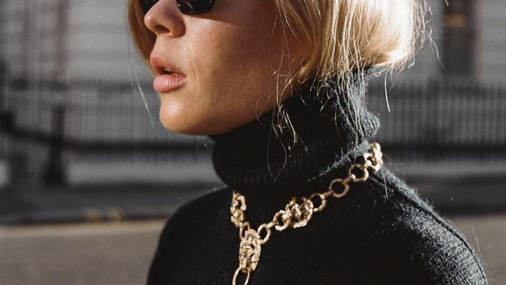3 ways to wear the chain necklaces