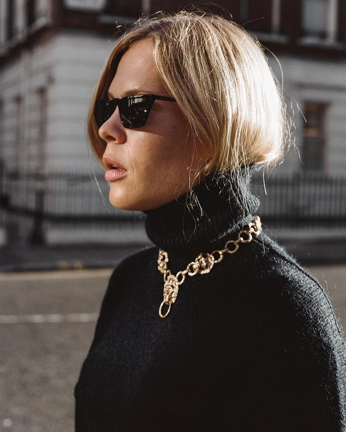 5 ways to wear the chain necklaces