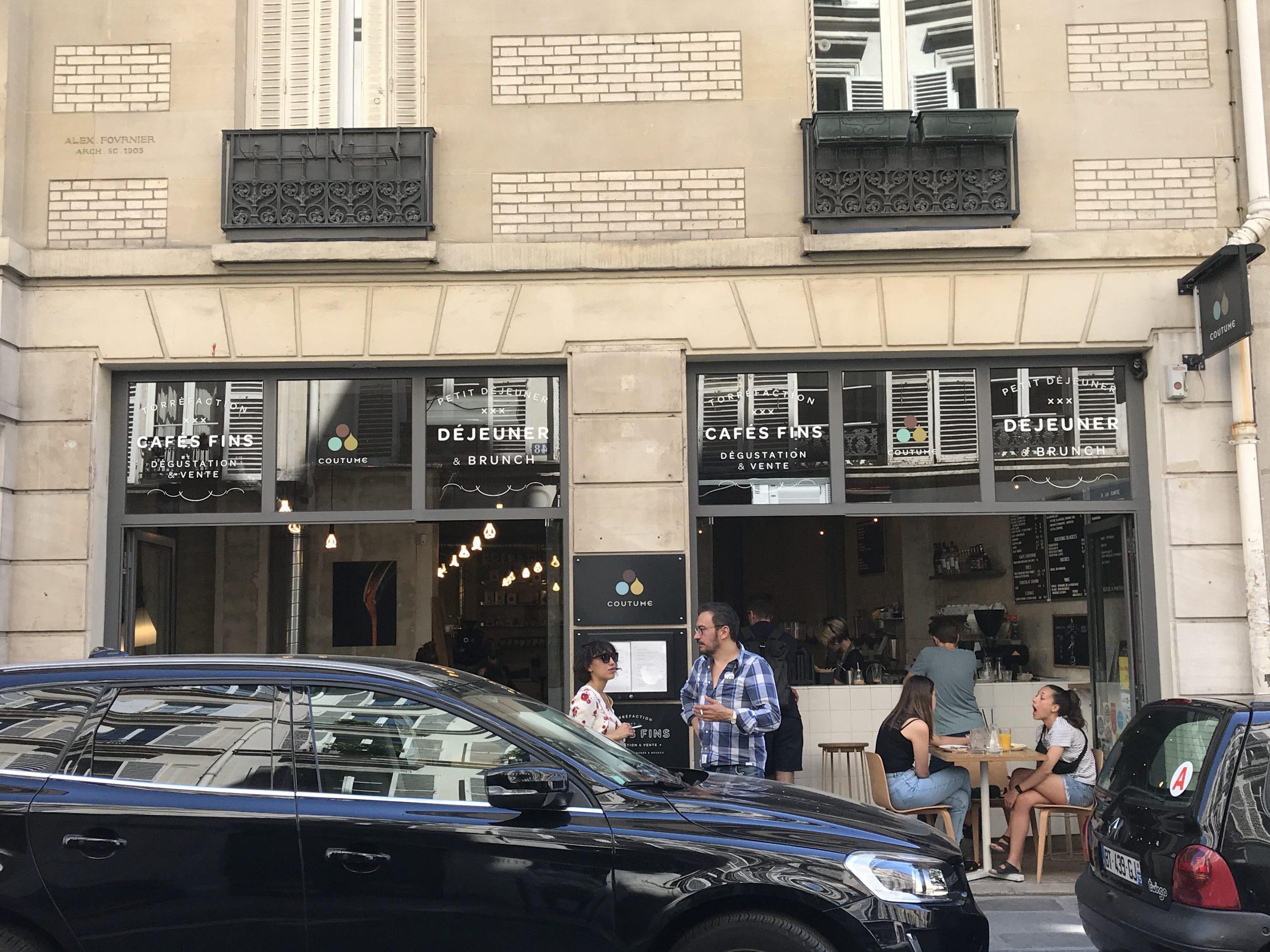 [ Café ] Coutume in Paris – 7th Arr